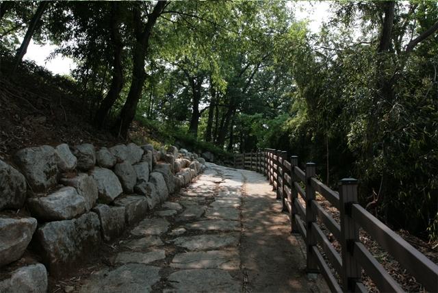 예능 1박2일 촬영장소 사천읍성